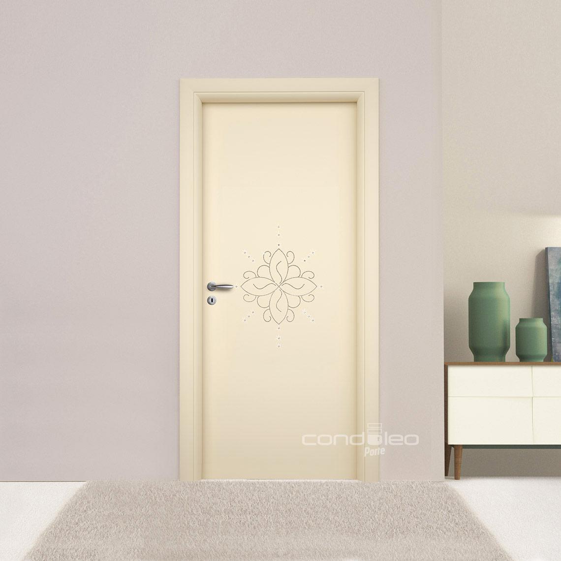 "Porta Panna ""018"" Catena Strass Piccola Mod. L037"