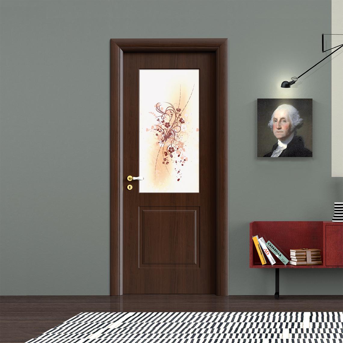 Vetri Per Porte Interne Classiche.Porte Interne Classiche Con Vetro Cool Tendenze Arredamento