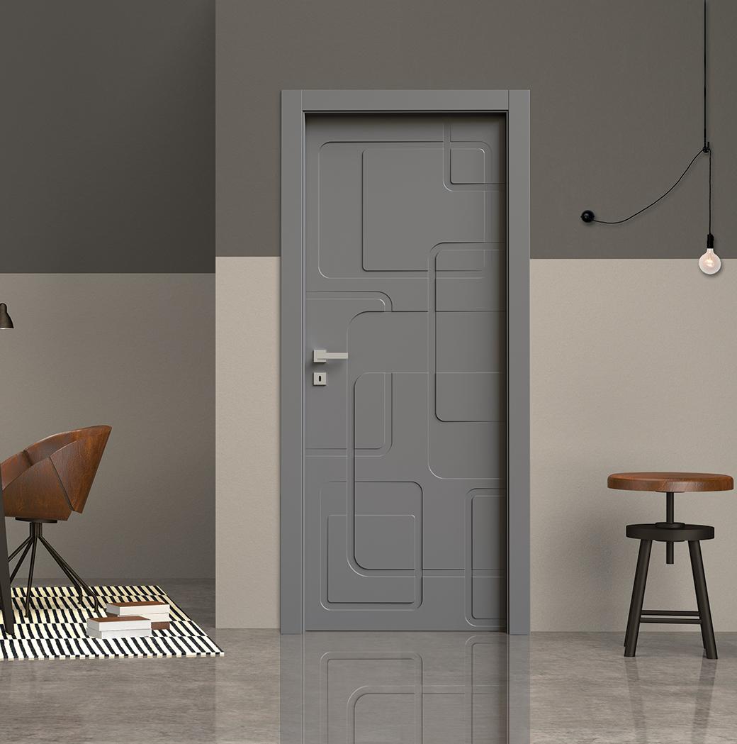 Colori Porte Interne Moderne porte moderne pantografate modello prestige 05 • porte
